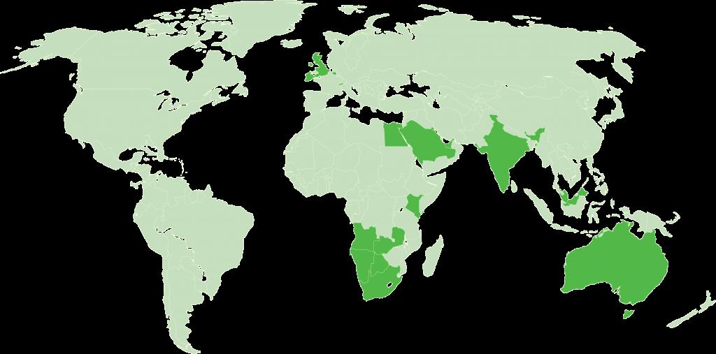 Relog World map
